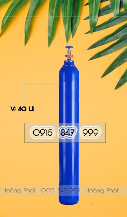 Bình khí Oxy y tế