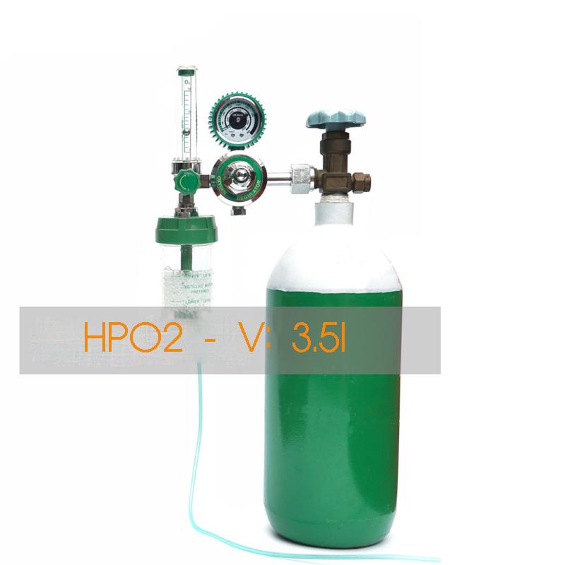 Bình Oxy 3.5 Lít
