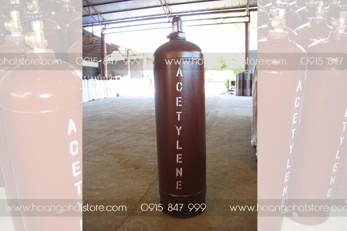 Bình khí Acetylen 40 Lít