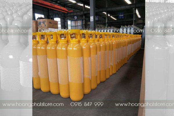 Bình khí N2O y tế 10 Lít