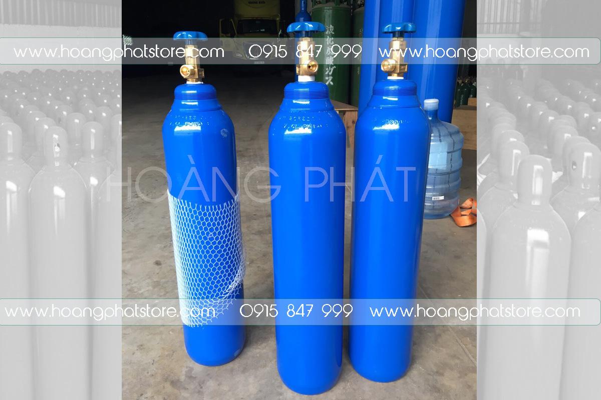 Bình khí Oxy 10 lít
